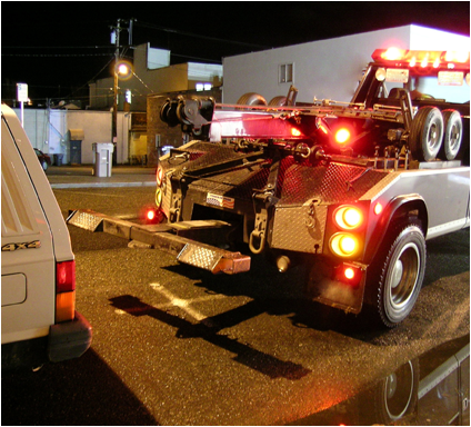 Tow Truck Towing Car in Tampa, FL
